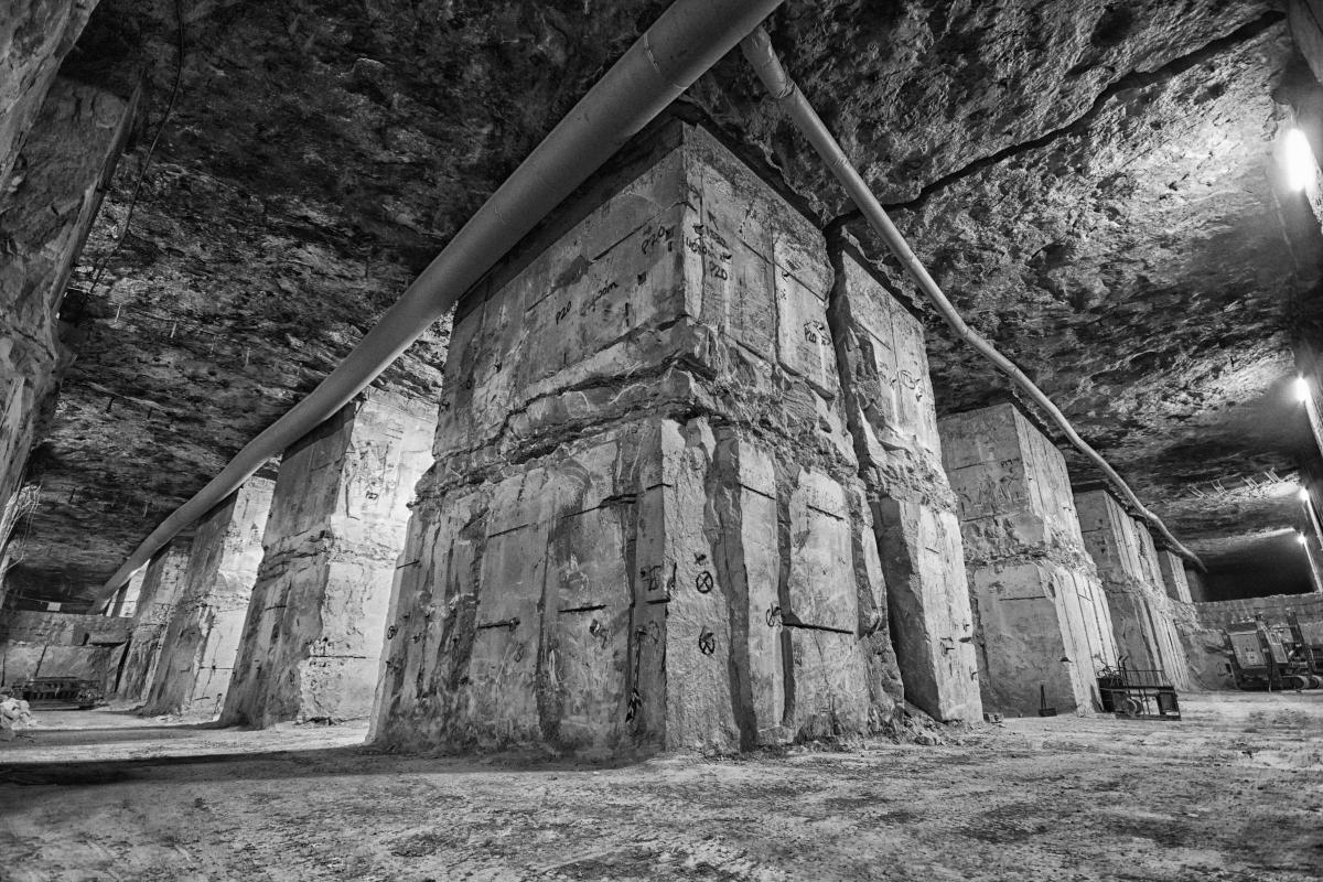 Focusing on biodiversity, the underground attraction will mix ancient stone carvings with virtual and augmented reality
