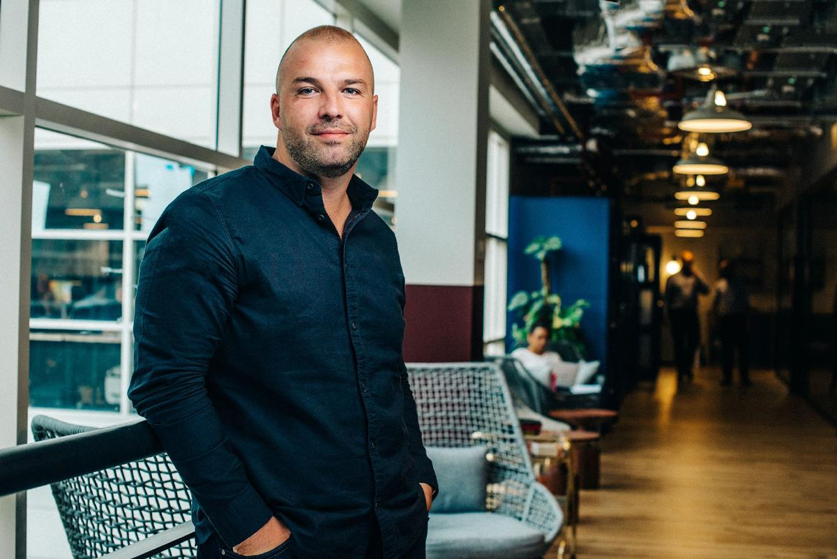 Hero was founded by Joe Gaunt, a former MD of shared workspace specialist WeWork who has also held senior roles at Virgin Active and Fitness First