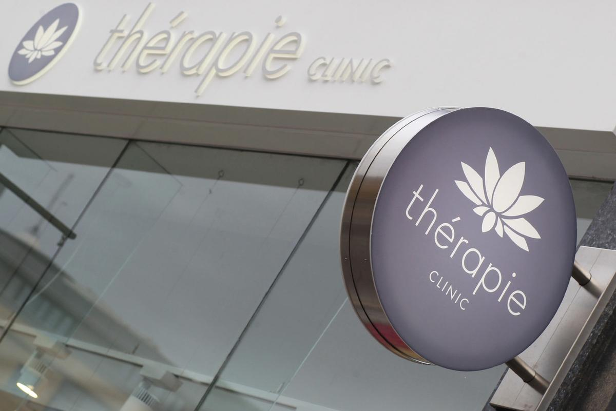 The openings are part of Thérapie Clinic's global expansion plans