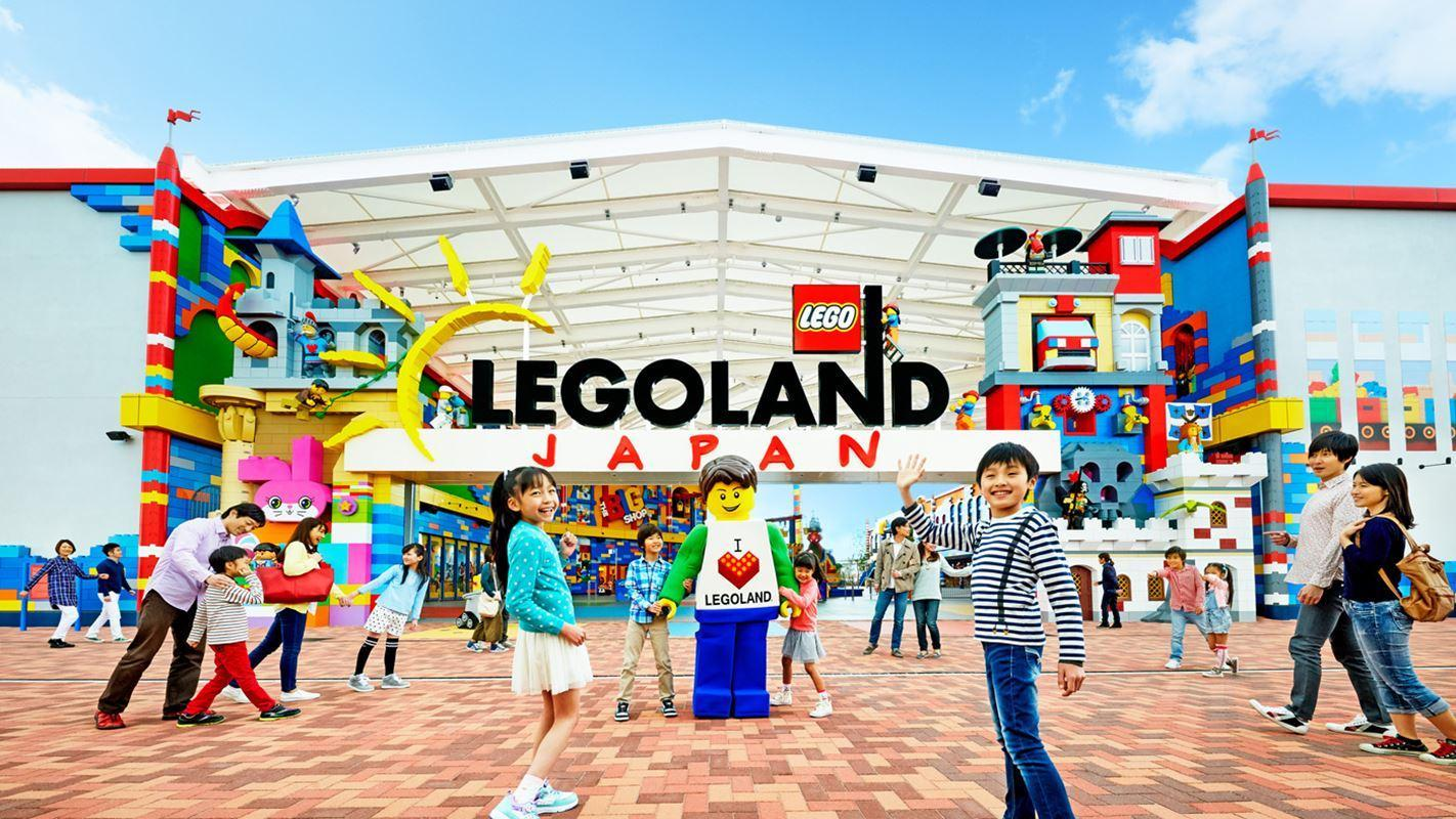 The new Legoland is part of an aggressive push into the Asia-Pacific region in the past few years from Merlin