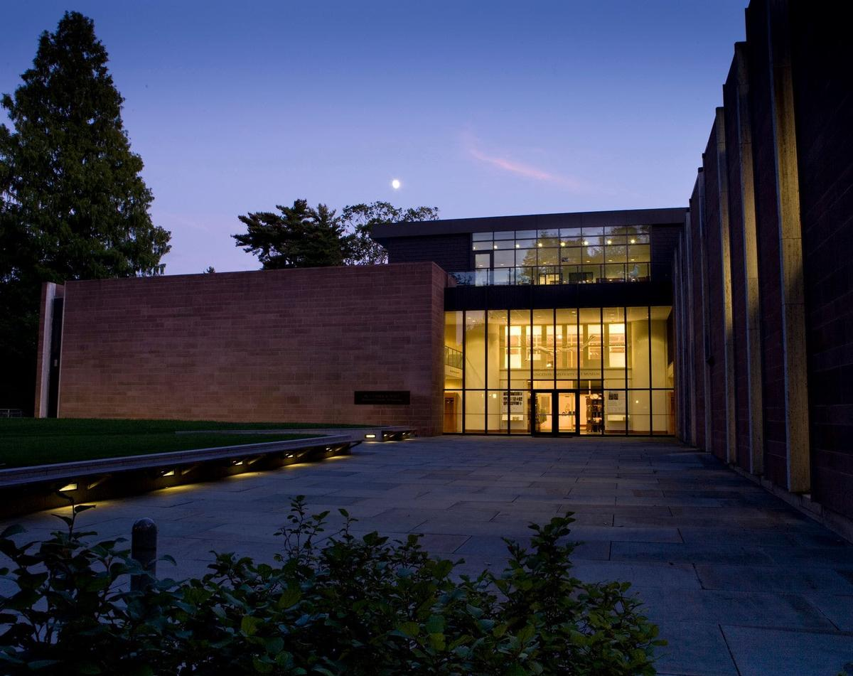 Princeton University Art Museum at present / courtesy of Princeton University