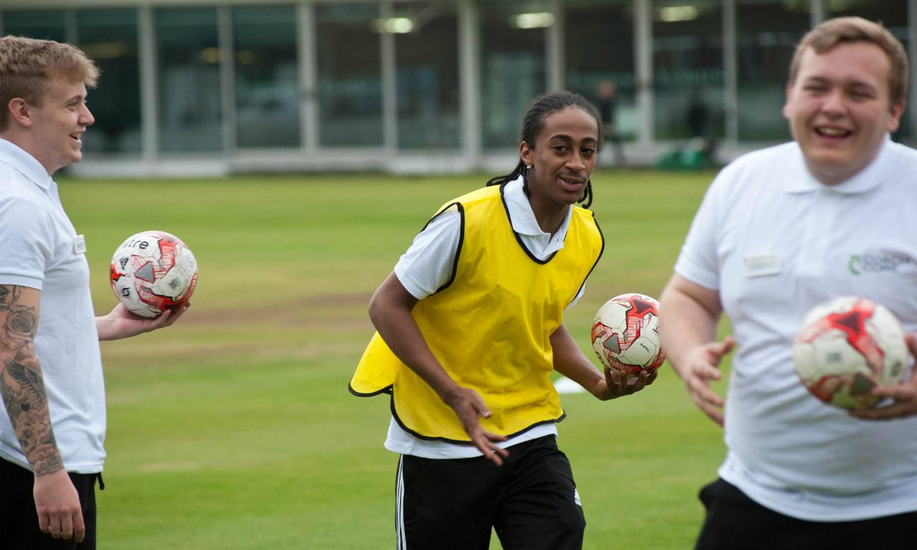 Coach Core has already trained more than 300 young people through an apprenticeship scheme
