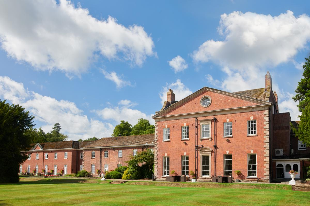 Champneys will invest £10m on the redesign of Mottram Hall, £5m of which will be spent on the redevelopment of the spa