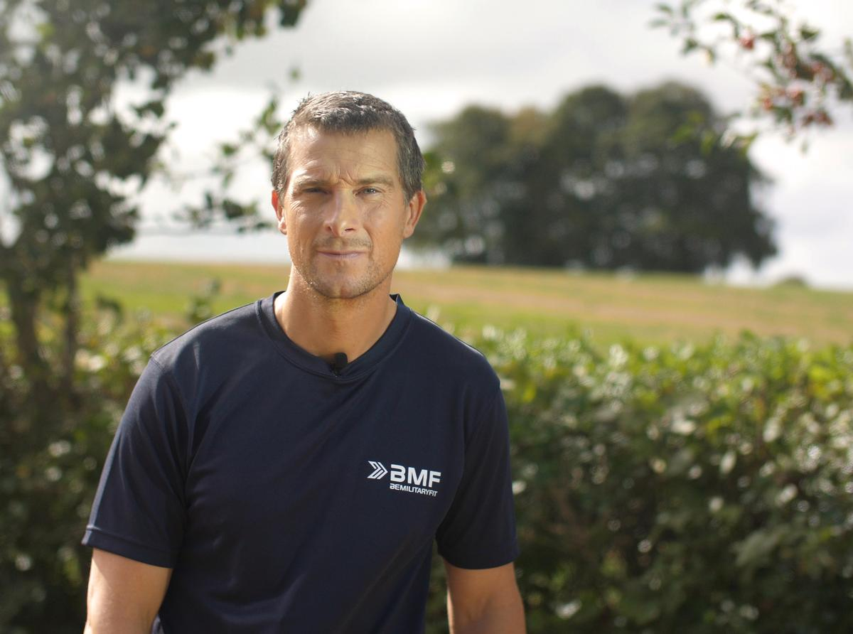 Bmf Teams Up With Bear Grylls And Rebrands As Be Military