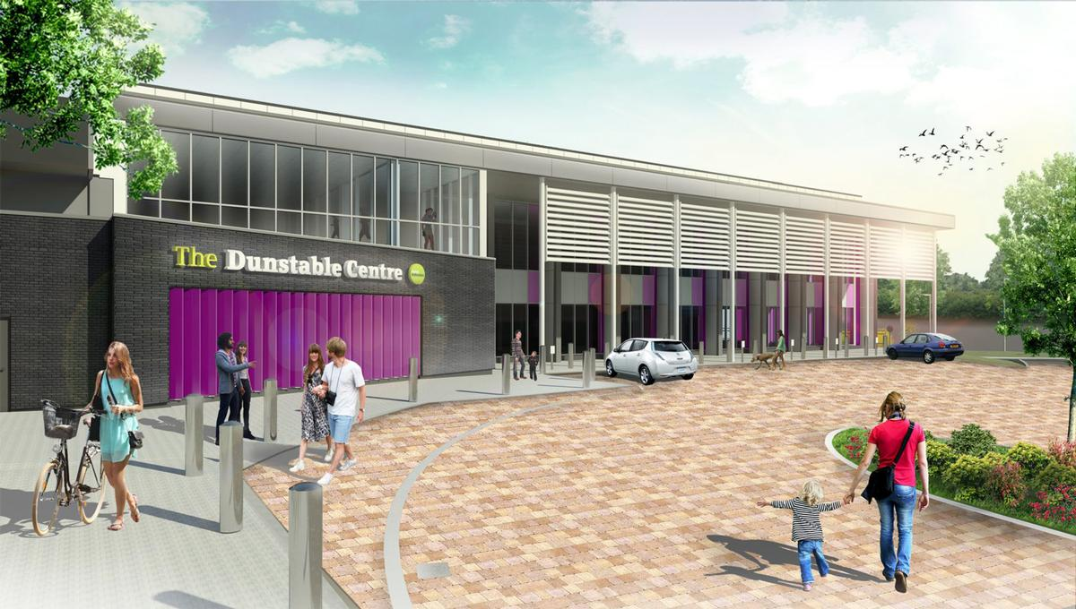 The new centre will house a 25m pool and 100-station health club