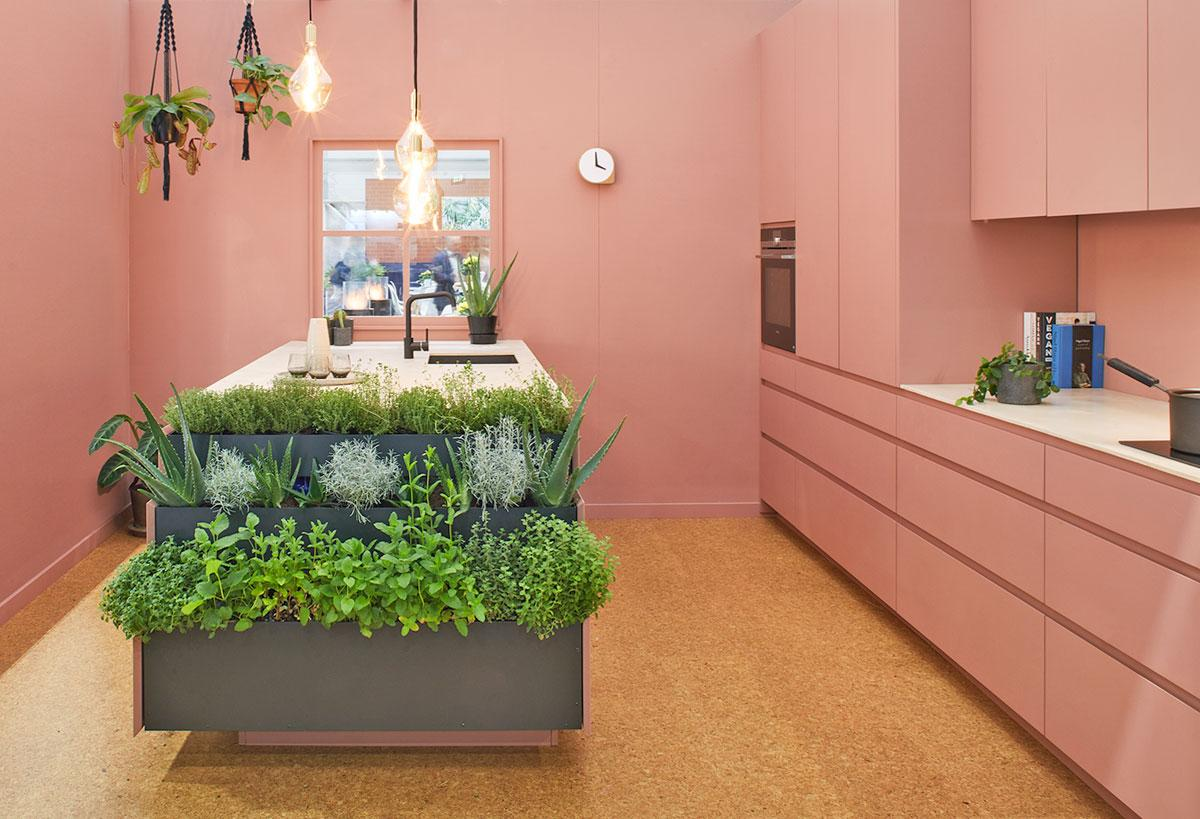 The Wellness Kitchen has been designed to promote wellness and wellbeing