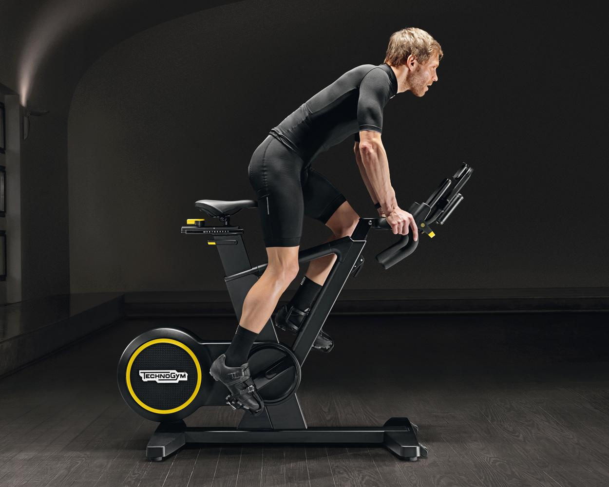 The SkillBike is designed to replicate the experience of outdoor cycling