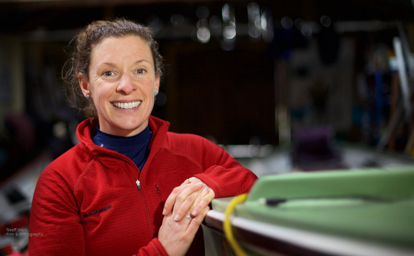 active-net has announced that Atlantic rower Kelda Wood is to speak at its two-day event in March 2019