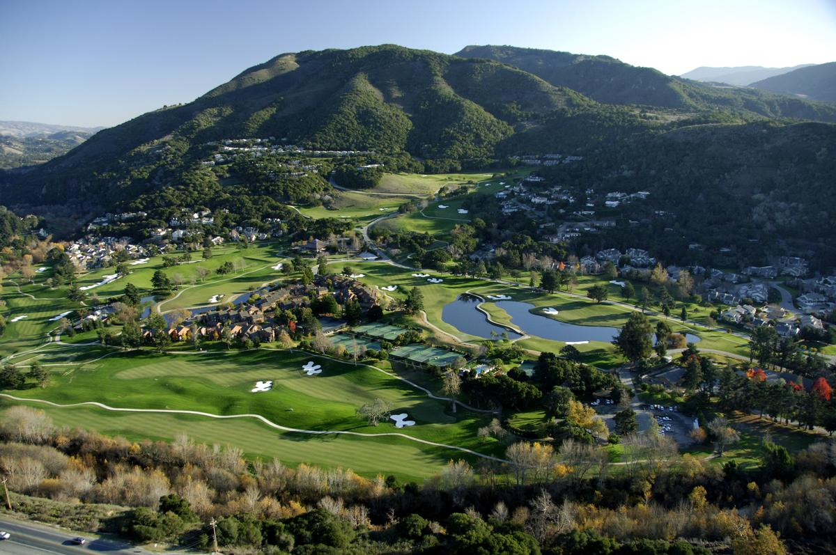 Carmel Valley Ranch in California, US, is a Joie de Vivre Hotel and part of the acquisition