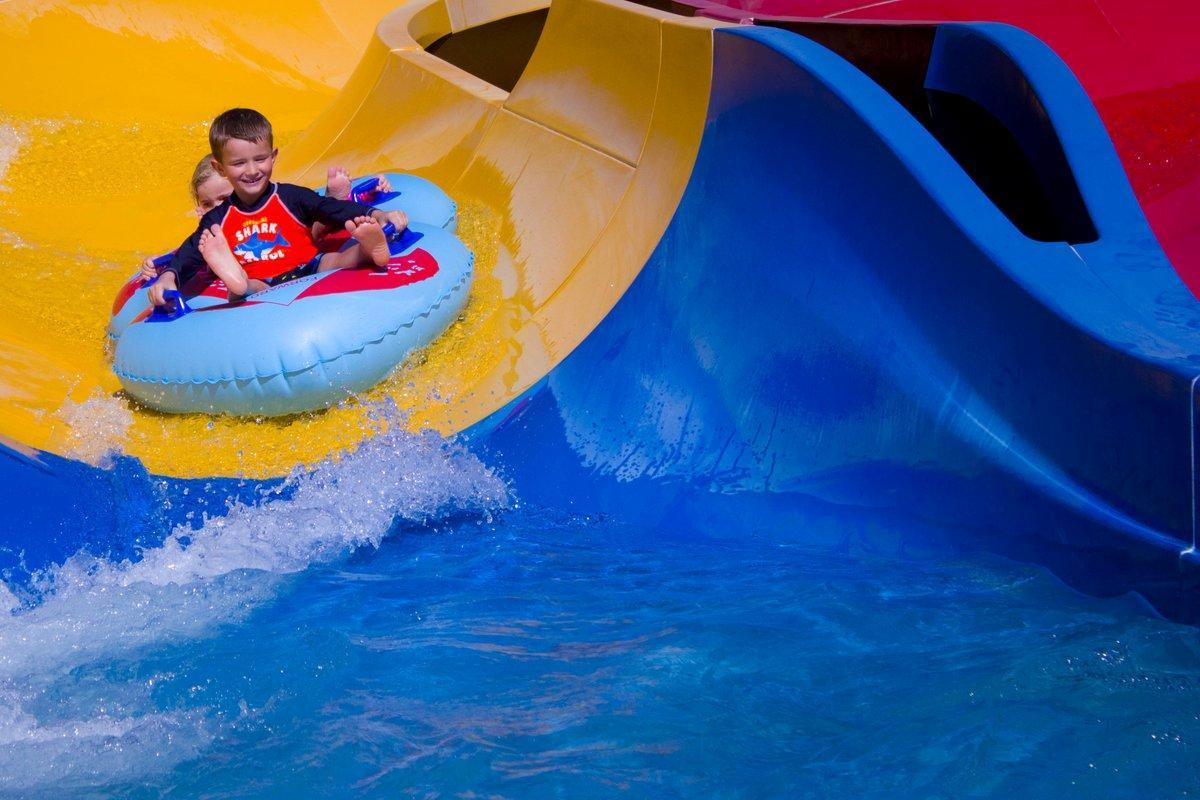 Rockford Park District has operated the 43-acre waterpark located in Rockford, Illinois since 1988