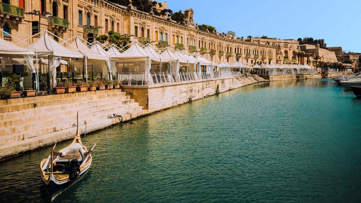 Valetta, Malta, which is this year's European Capital of Culture will host the event