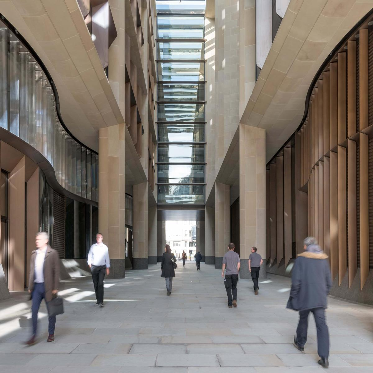 Foster beat out five other shortlisted candidates to secure the prize. / Courtesy of Foster + Partners
