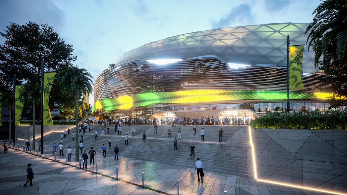 Cox Architecture Commissioned To Design Sydney S Moore Park Stadium