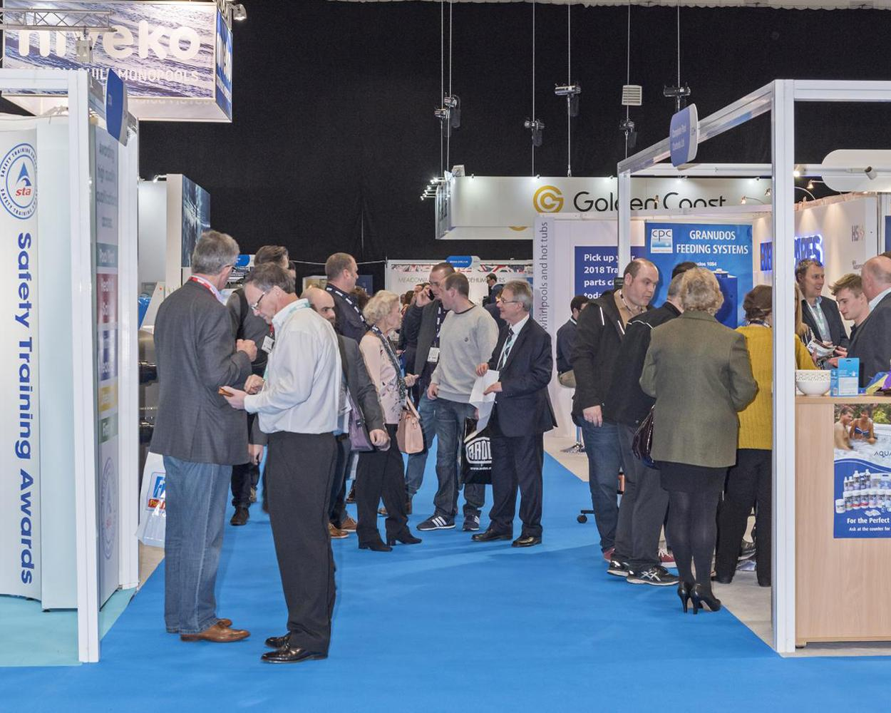 SpaTex will feature more than 28 speakers covering a diverse range of topics including: the impact of Brexit on the transport of dangerous goods, canine hydrotherapy and microbiological testing