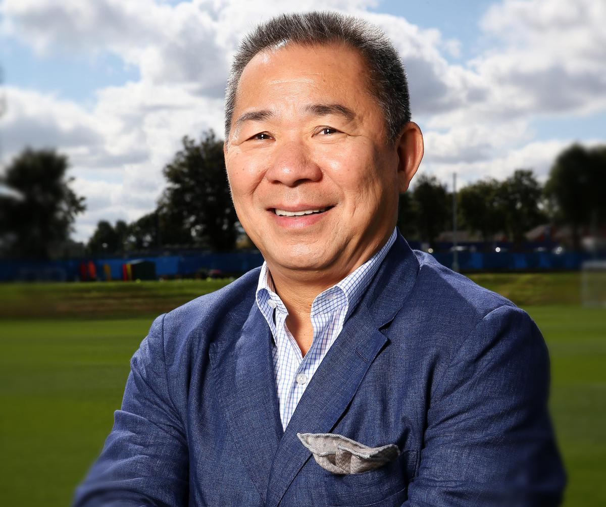 The Thai billionaire bought Leicester City in 2010 / Leicester City Football Club