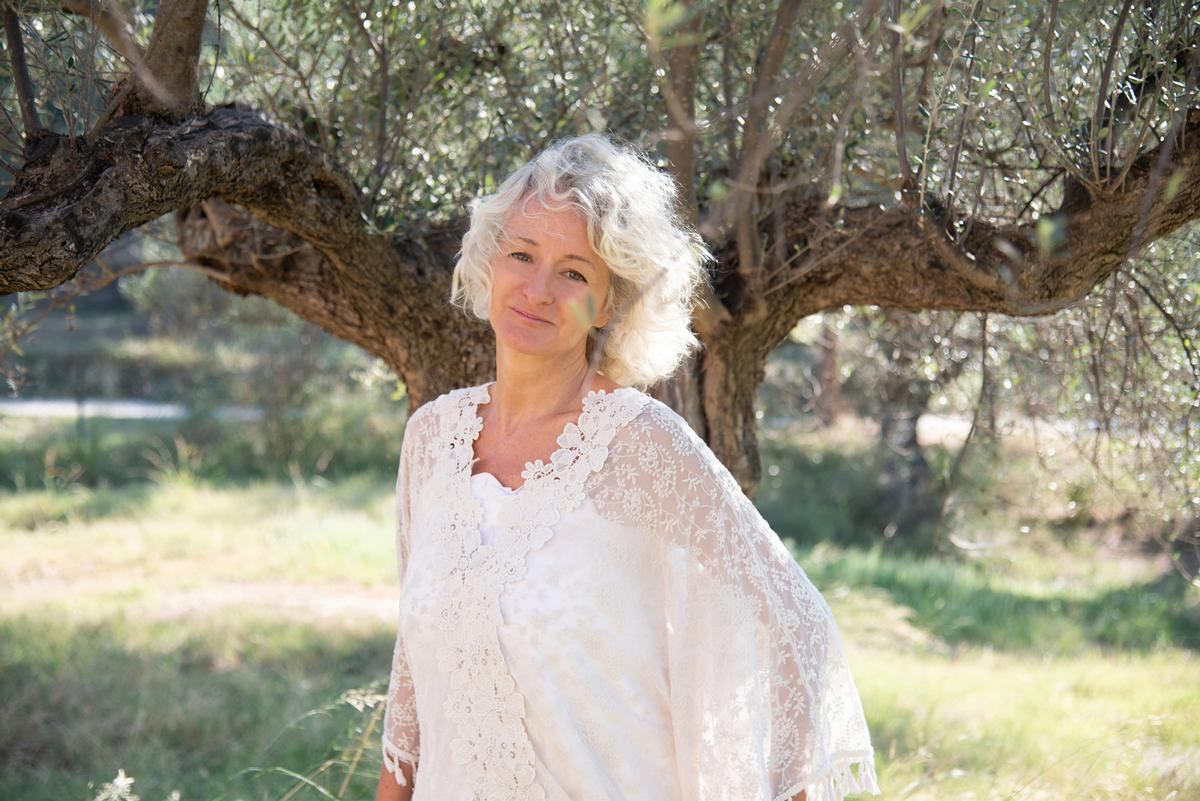 Patrizia Bortolin will lead 'life enhancing' activities, alongside partner Stefano Battaglia, as part of her new Glowing Flow retreat