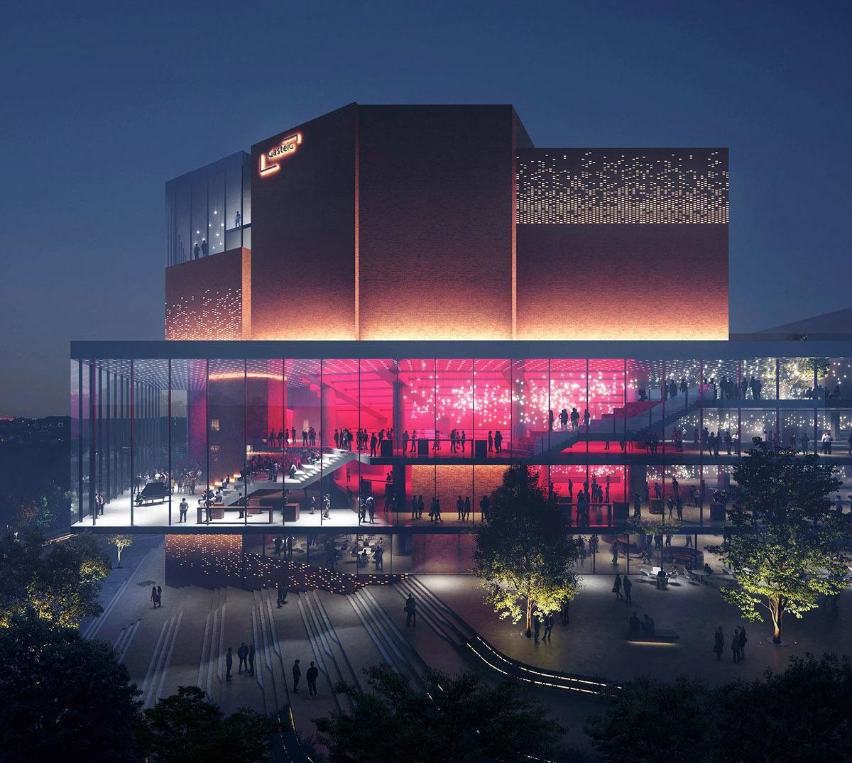 In a statement, Gasteig director Max Wagner said he expected the renovated centre would