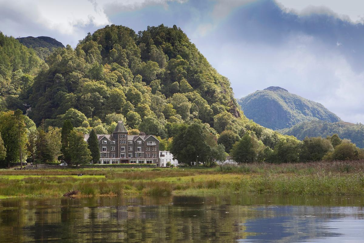 Lodore Falls Hotel has invested £10m to transform the hotel into a destination spa