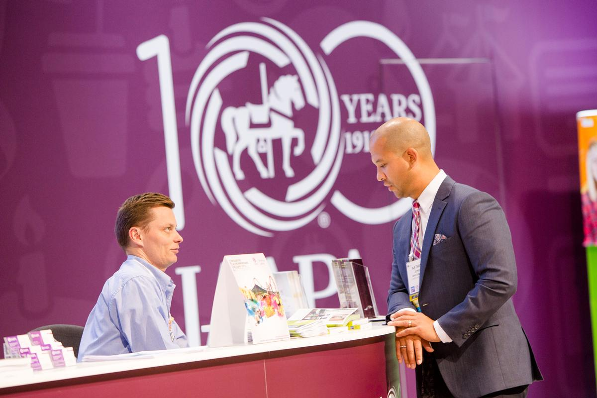 IAAPA offers a programme of more than 100 educational sessions and presentations by leading operators on industry trends / IAAPA