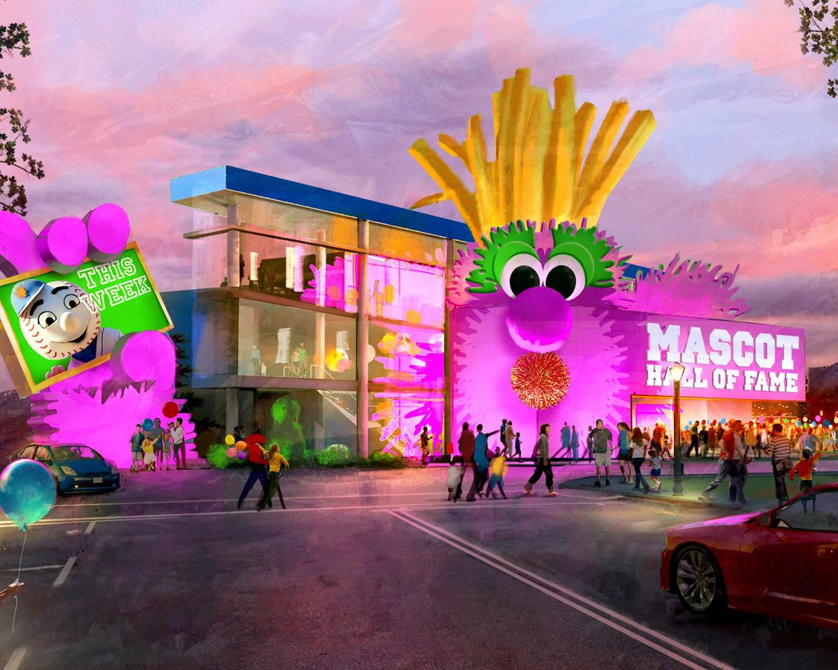 JRA is providing masterplanning, design, and project management for the Mascot Hall of Fame