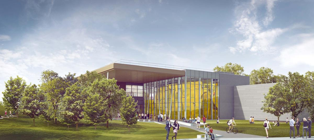 First look at University of Warwick's heavily anticipated sports centre