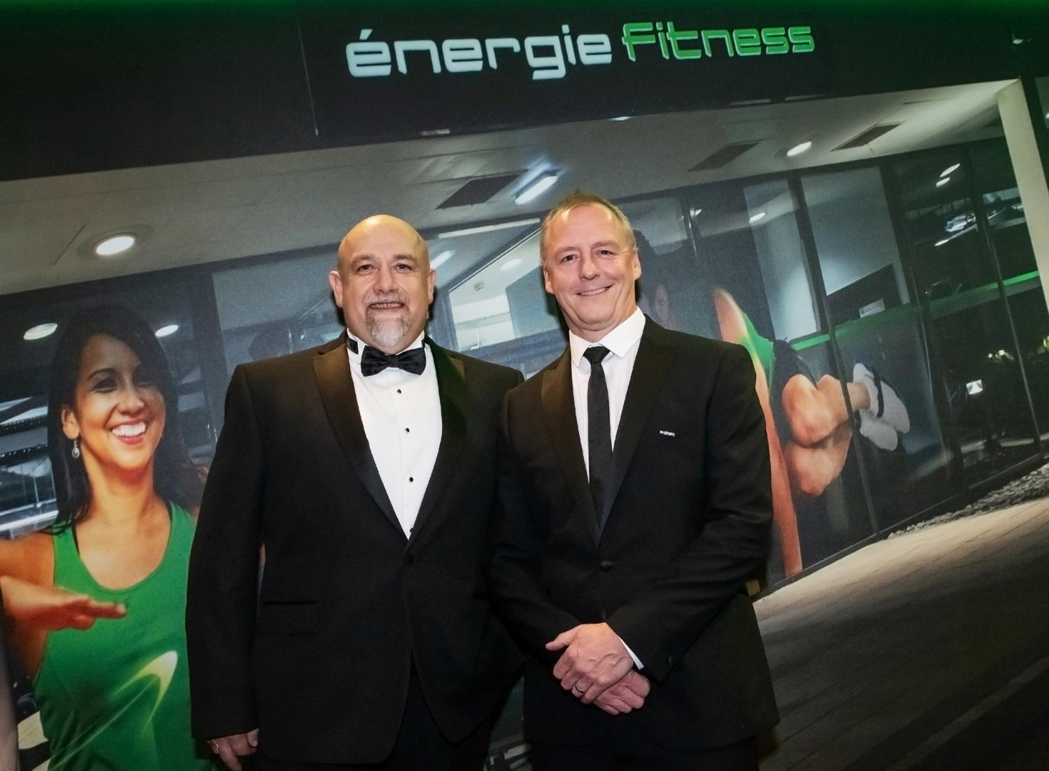 Neil King (right), has been named CEO while founder Jan Spaticchia (left) takes up a strategic role as executive chair