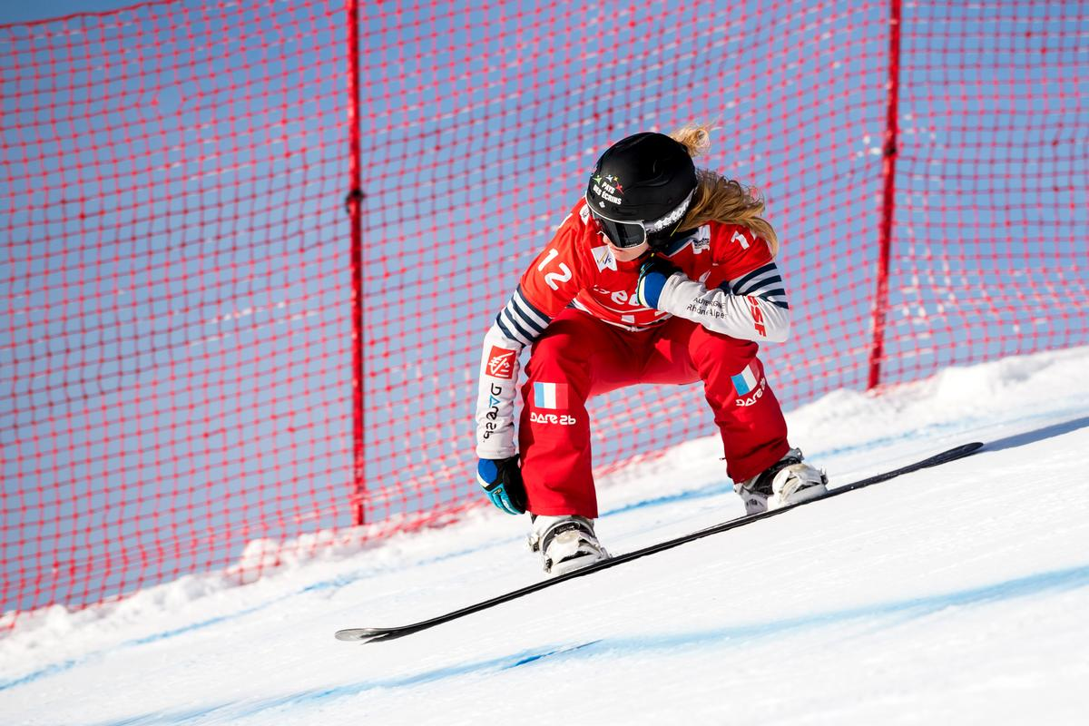 GB Snowsport's strategic goal is to become a top five snowsport nation by 2030