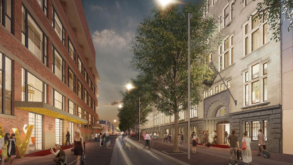 / Office WINHOV and BK Architects