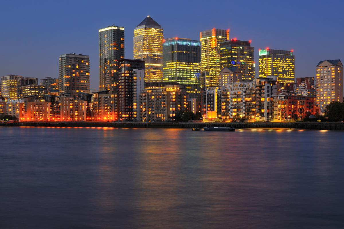 Songbird Estates has accepted a £2.6bn takeover bid for Canary Wharf / Shutterstock.com / Richard Barnes