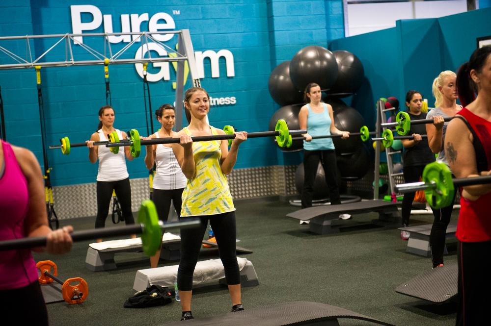Pure Gym is interested in acquiring smaller gym groups, with the vision of reaching 140 sites across the UK by the end of 2015