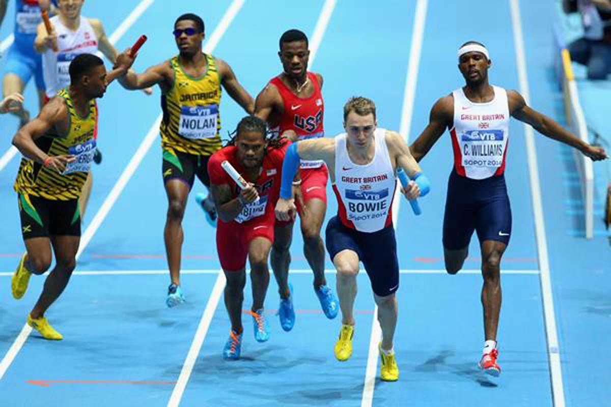Each World Indoor Tour meeting will stage at least 12 disciplines / IAAF