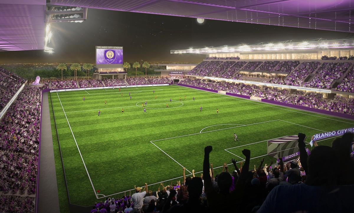 The stadium will have a capacity of around 28,000 when it opens next year