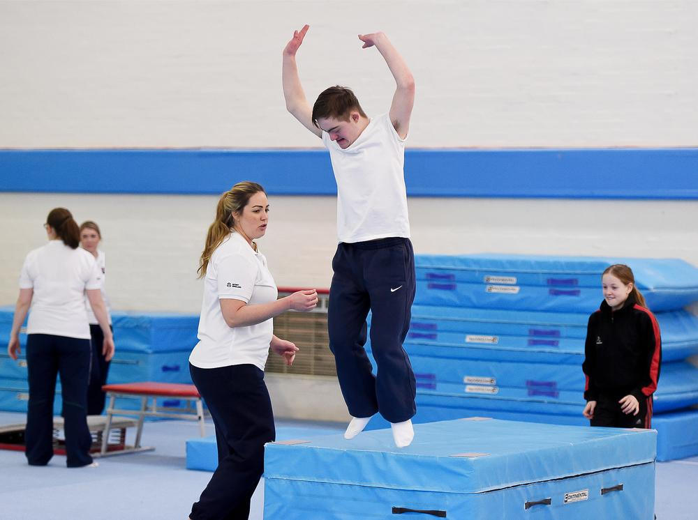 A step up in standards and a more gymnastics-focused approach has resulted in impressive retention figures