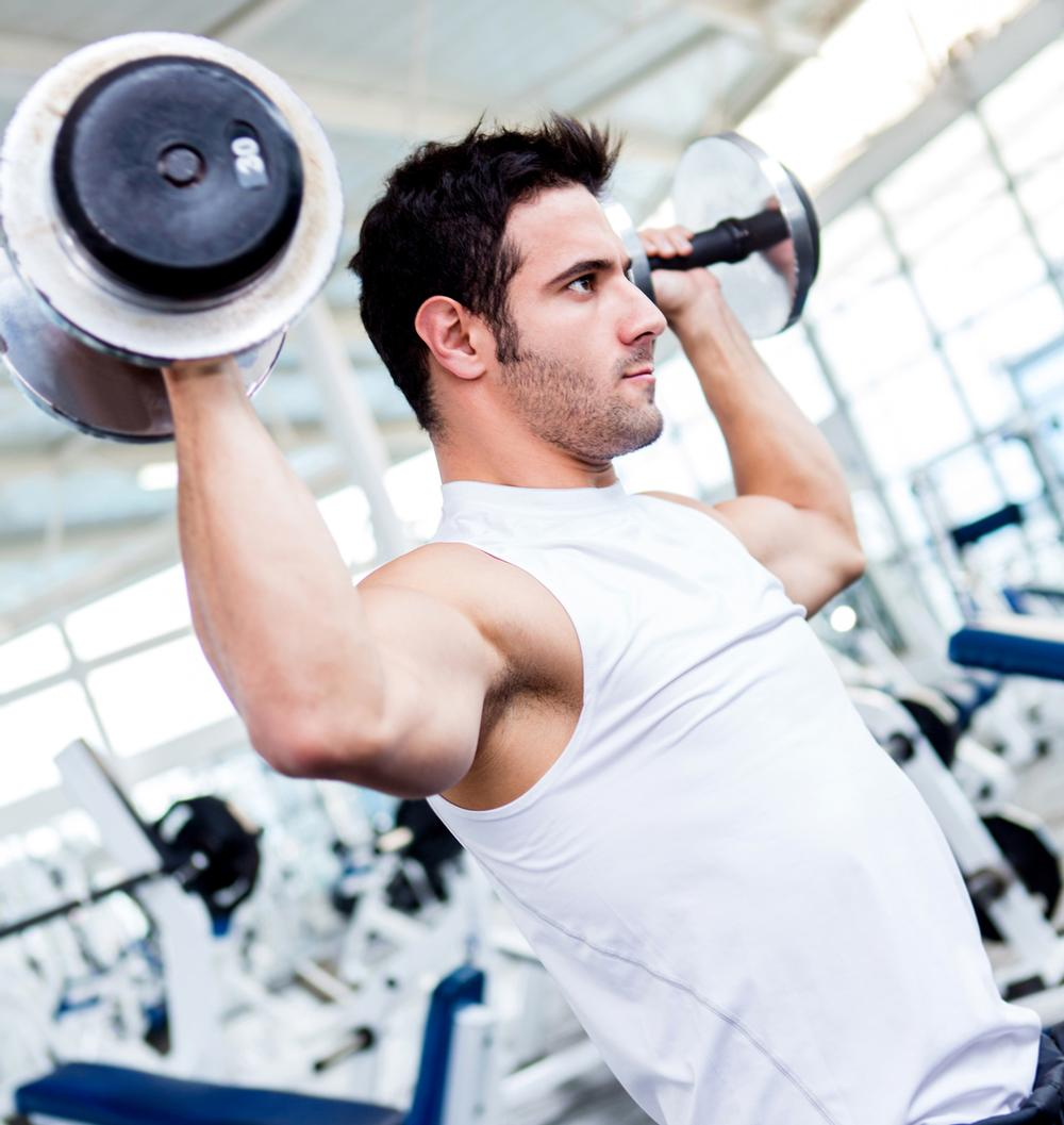 In one training study, the worst responders actually lost 2 per cent muscle size / © shutterstock.com