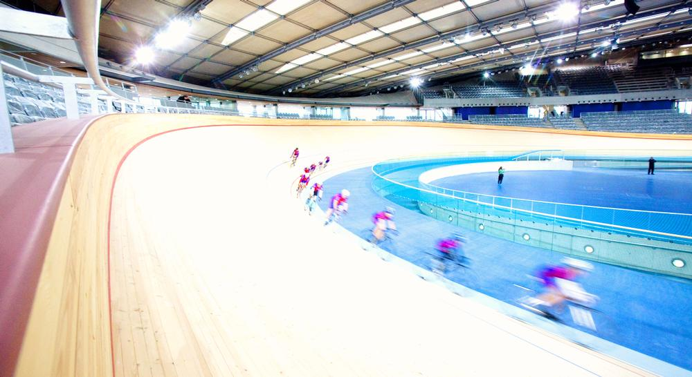An extra £15m facilities grant was awarded to British Cycling