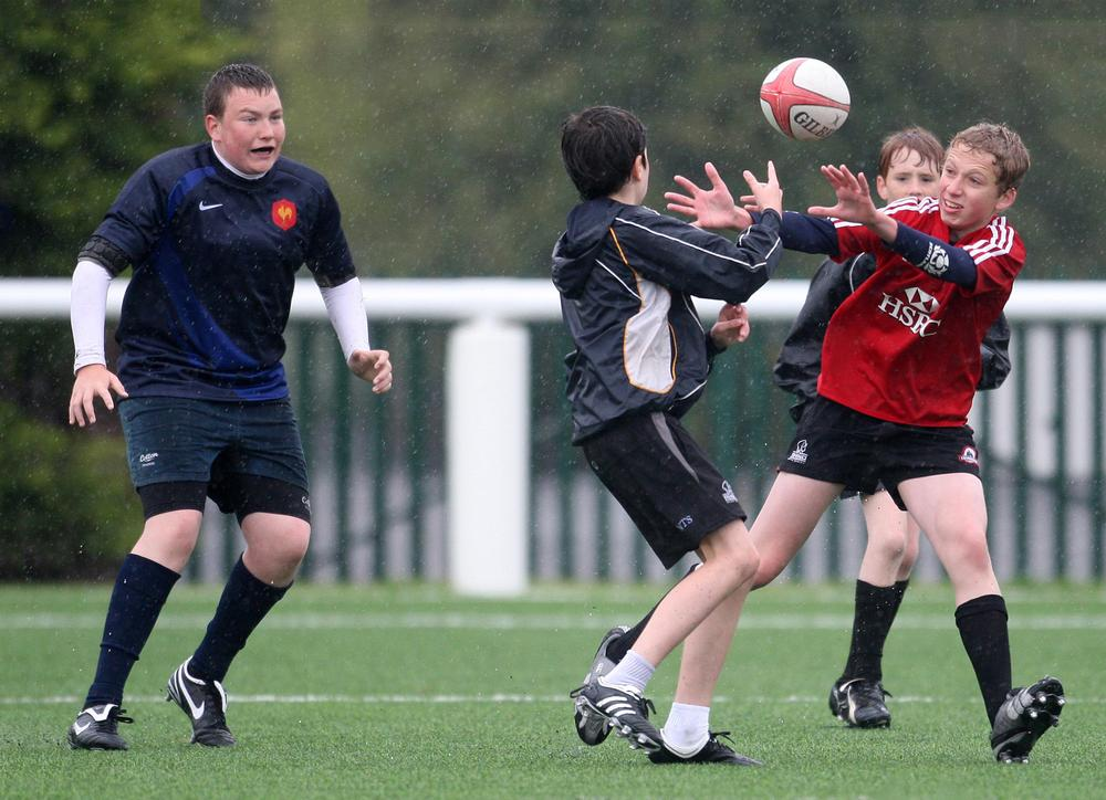 The RFU has researched the weather in different parts of the country