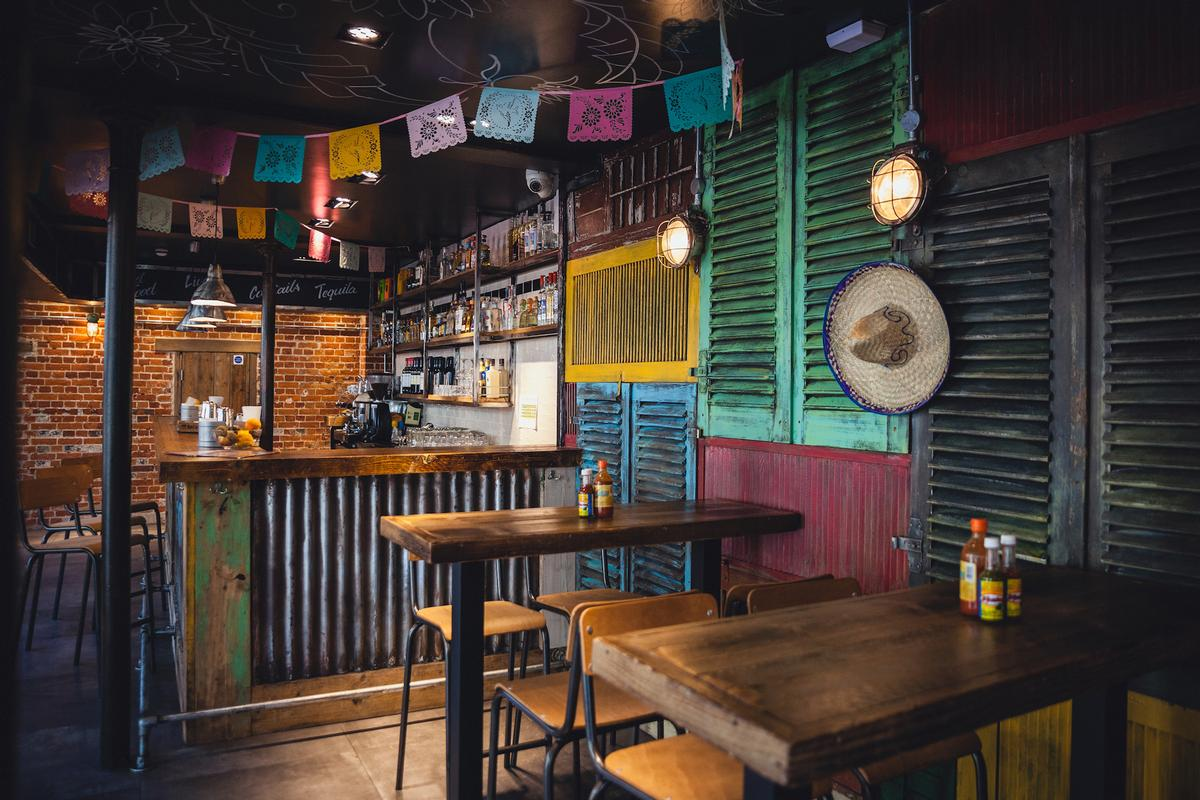 In the bar section, there will be live music and DJs from Wednesday to Saturday / El Patron