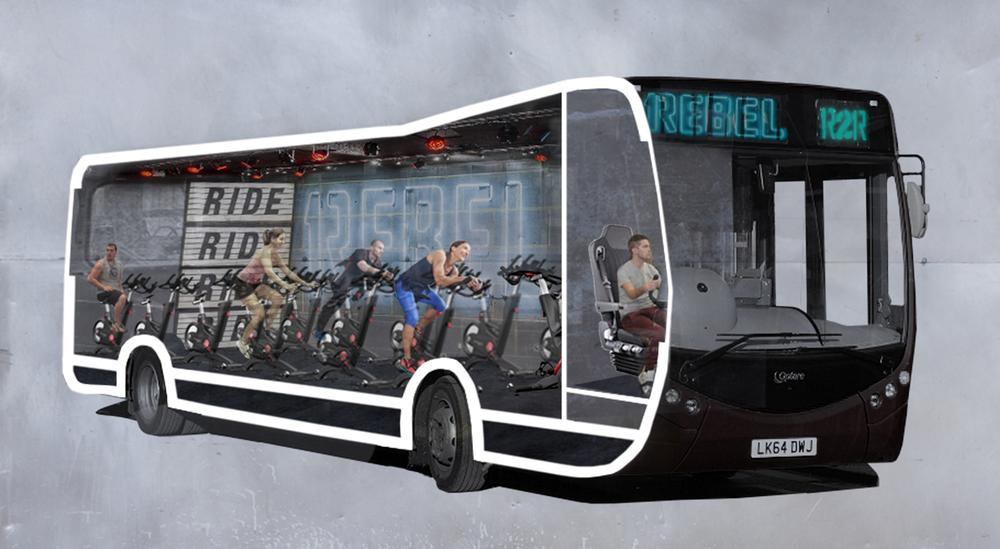 Cycling in bus lanes
