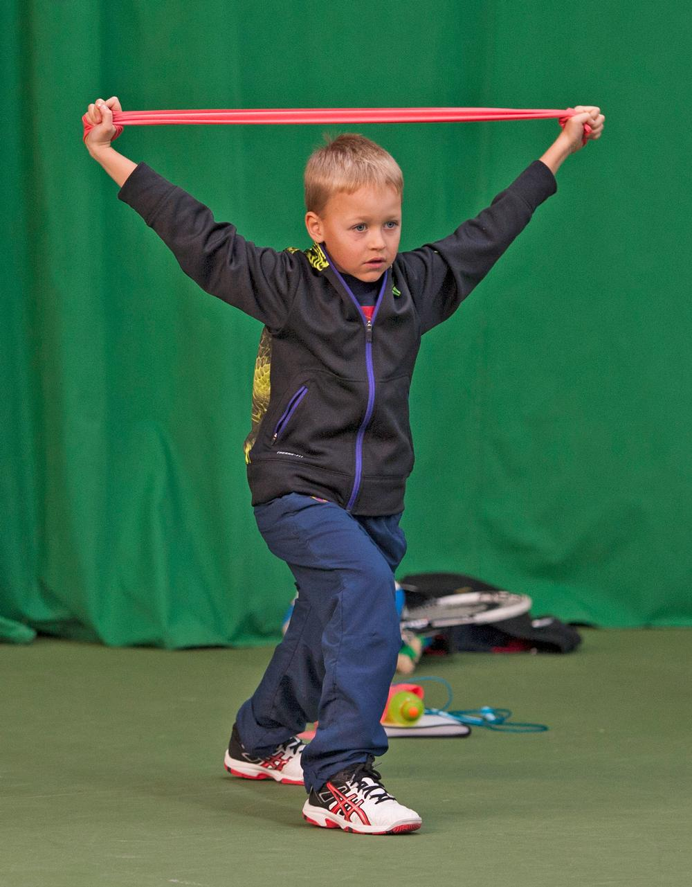 Westway's programme caters to athletes from nine to 13 years of age