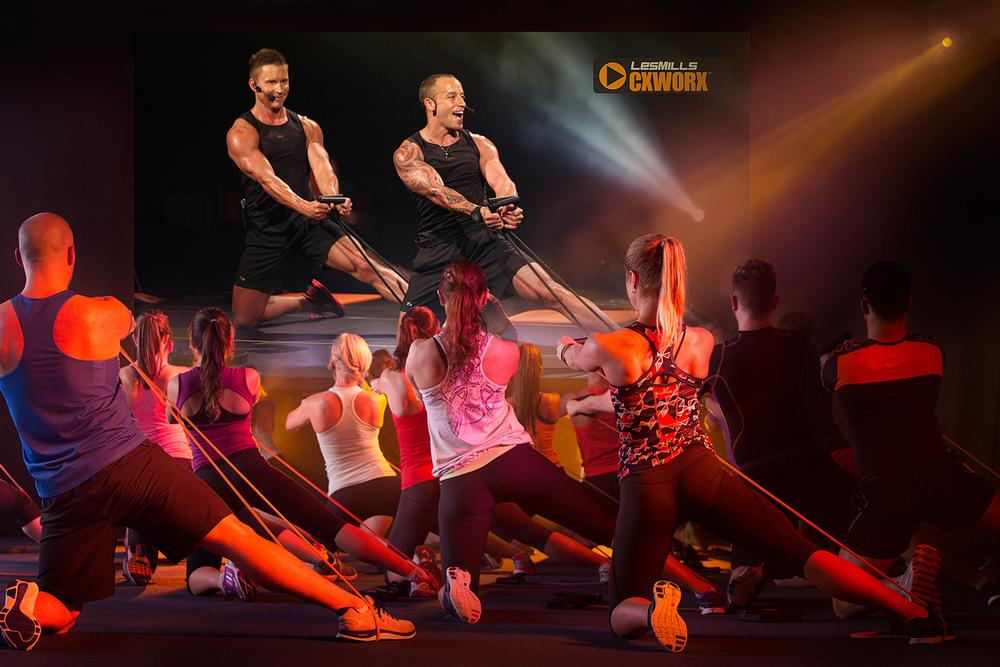 The fact that major brands such as Les Mills (above) and Zumba have entered the market suggests its on the brink of rapid growth