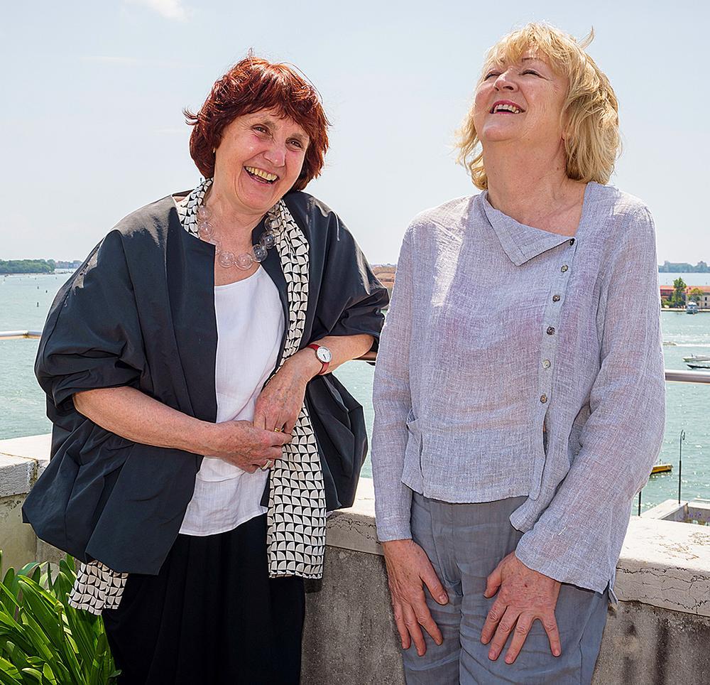 Yvonne Farrell and Shelley McNamara  / Andrea Avezzu, La Biennale di Venezia