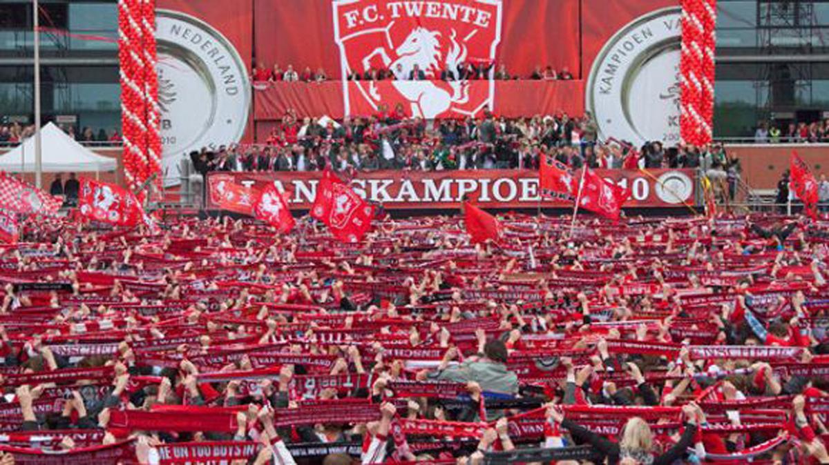 The club won the Dutch championship under Steve McClaren in 2009/10 / FC Twente
