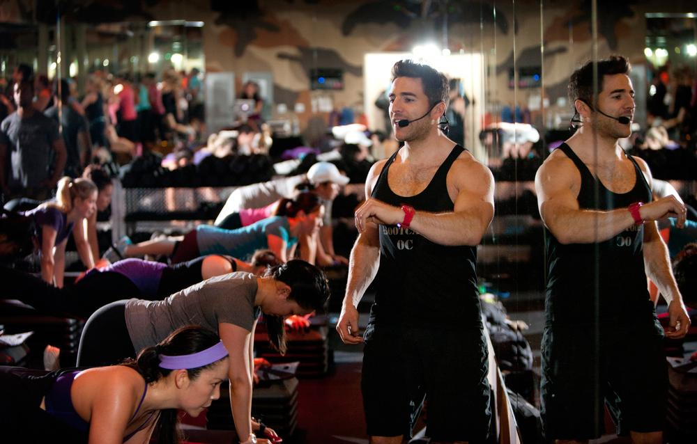 Gonzalez still teaches classes (above), as does founder Barry Jay, who can be found running classes in LA