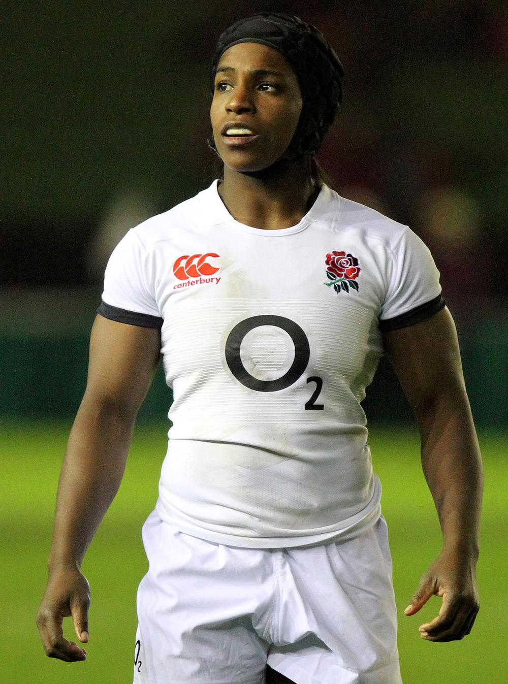 Alphonsi is ambassador for the RFU's Spirit of Rugby initiative