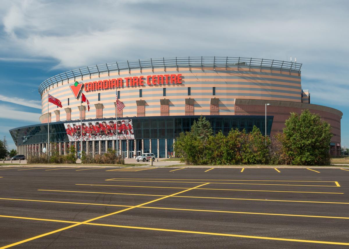 Nhl Team Ottawa Senators Planning Move To New Arena