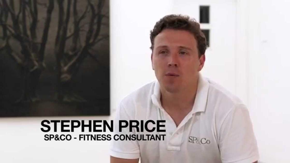 Personal trainer to elite athletes Stephen Price, of fitness and wellness company SP&Co London, is consulting on the concierge service