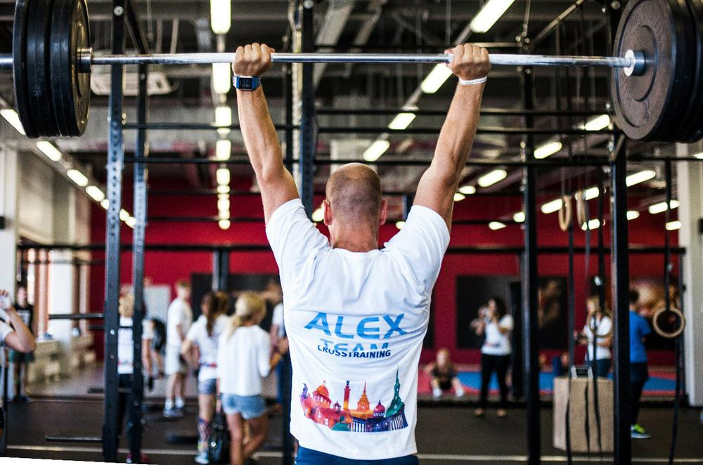 The company's freelance trainers have access to Alex Fitness University