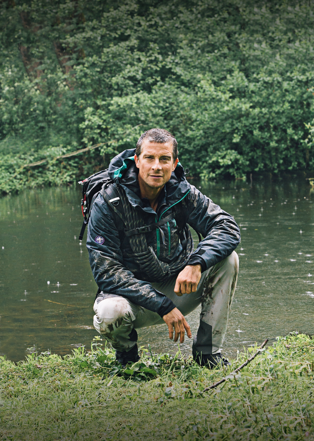 BMF is relaunching, with Bear Grylls as co-owner and Dave Stalker as CEO