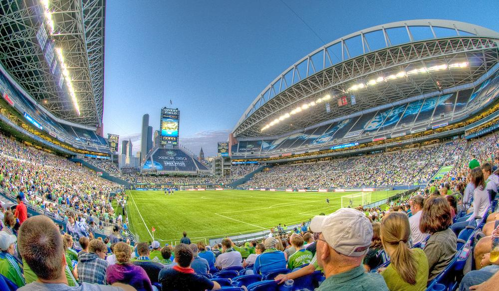 Centurylink Field, Seattle, Washington: This stadium acts as an anchor for a co-operative approach to the purchase of sustainable goods and services
