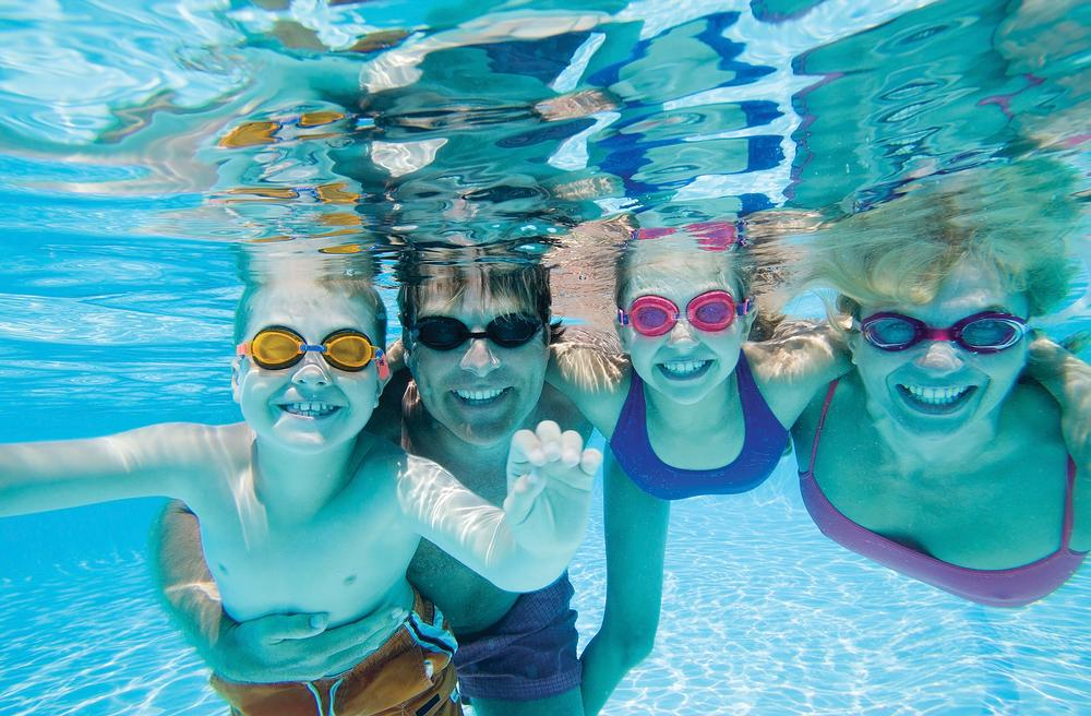 DC Leisure's Swim4Health programme offers a range of water-based activities
